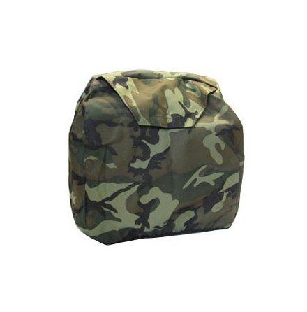 Khaki camouflage cover för Honda elverk
