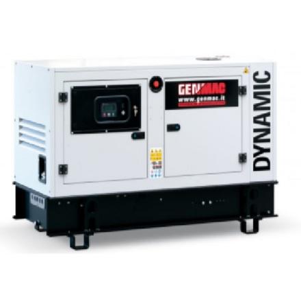 Dieselelverk Genmac Dynamic G15PS