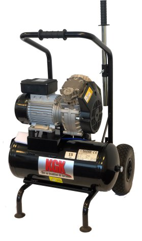 KGK Kompressor 20/155