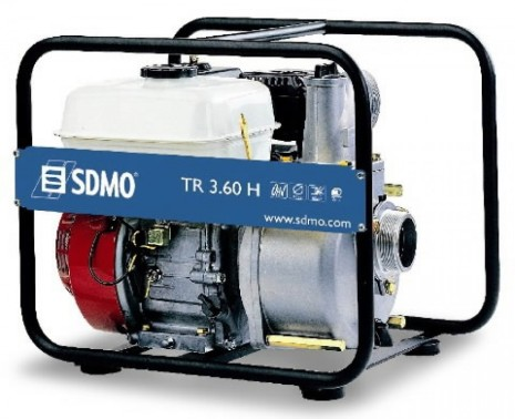 Vattenpump TR 3.60 SDMO