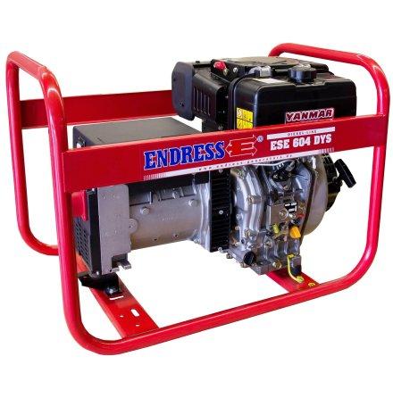 Dieselelverk Endress ESE 604 YS DI