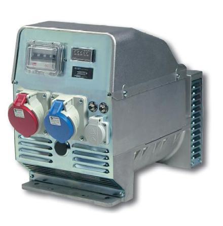 Generator Sincro FT 2 MES 13,5 kva