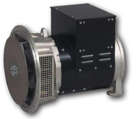 Generator Sincro IB 4 MB 42 kva