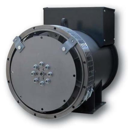 Generator Sincro SK 225 MS 80Kva