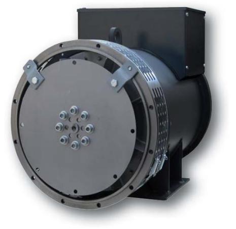Generator Sincro JB 4 CB 75 kva
