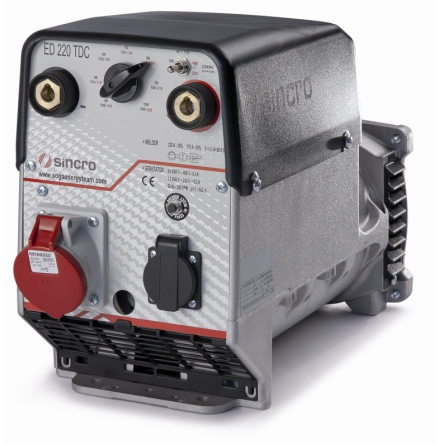 Generator Sincro ED 220 TDC 40-220 A