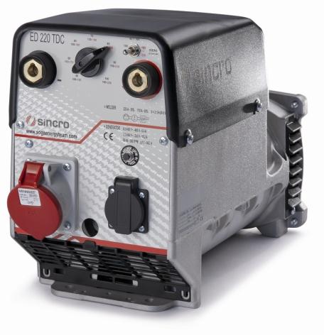 Generator Sincro ED 220 DC 40-220 A