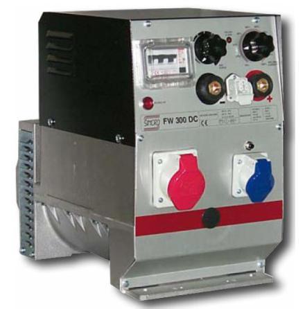 Generator Sincro FW 2 300 TDC 10,0 kva