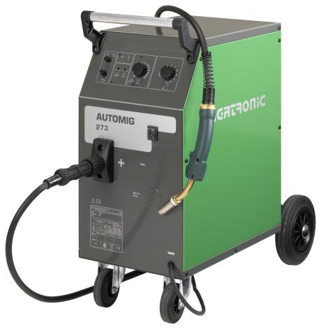 Svets Migatronic Automig 273 UPS