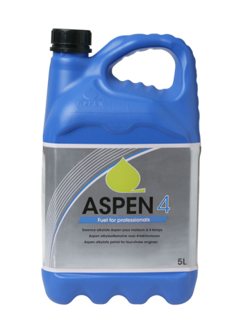 Alkylatbensin Aspen 4, 5 liter