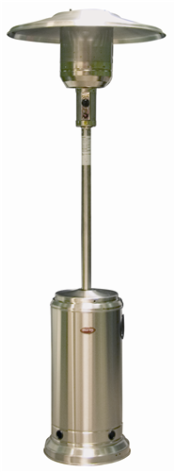 Terassvärmare Primagaz Inkl. Gasoltub PK10