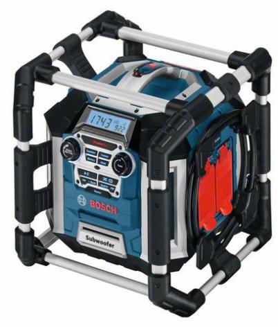 Power Box/radio/laddare BOSCH GML 50 Professional