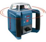 Kampanjset: Rotationslaser GRL 400H + extra stativ och mätstock