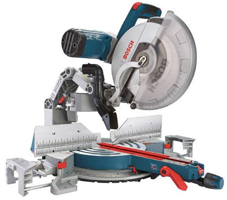 Kap/Geringsåg GCM 12 GDL  med Robotarm